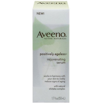 Aveeno® Active Naturals Positively Ageless Rejuvenating Serum