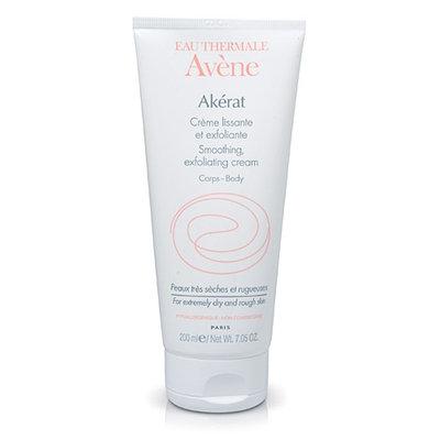 Avene Akerat Smoothing Exfoliating Body Care Cream