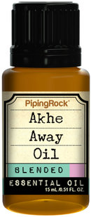 Piping Rock Akhe Away Essential Oil 1/2 oz (15 mL) 100% Pure -Therapeutic Grade