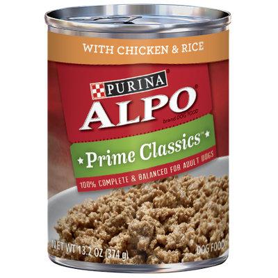 ALPO® PRIME CLASSICS™ With Chicken & Rice Flavors