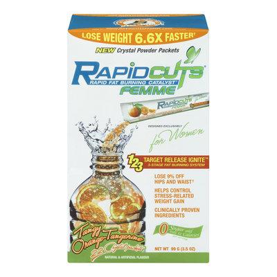 Allmax Nutrition Rapidcuts Femme Rapid Fat Burning Catalyst Powder