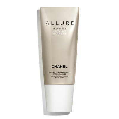 CHANEL Allure Homme Édition Blanche Anti-Shine Moisturizing After Shave