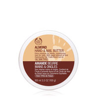 The Body Shop Almond Hand & Nail Butter 3.3 oz