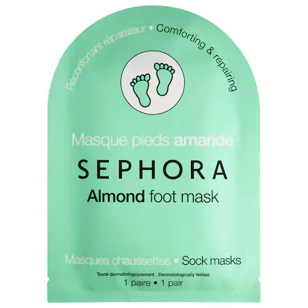 SEPHORA COLLECTION Foot Mask Almond - comforting & repairing
