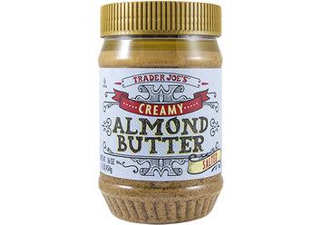 Kettle Brand® Creamy No Salt Almond Butter