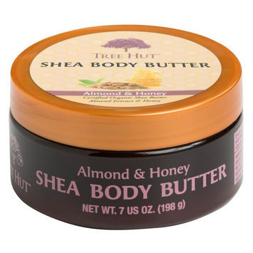 Tree Hut Almond Honey Shea Body Butter