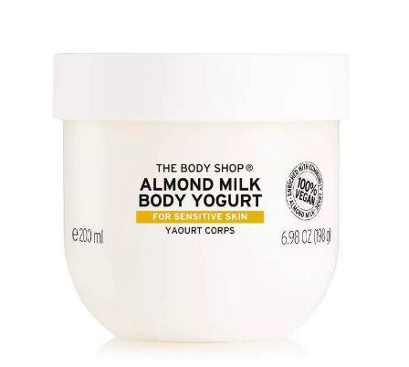 THE BODY SHOP® Almond Milk Body Yogurt