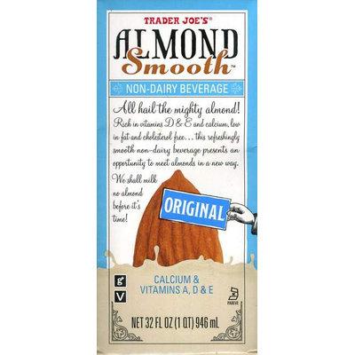 Trader Joe's Almond Smooth Original Almond Milk