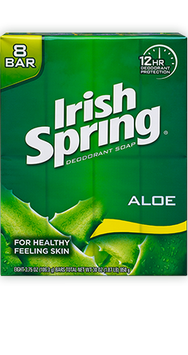 Irish SpringAloe Bar Soap