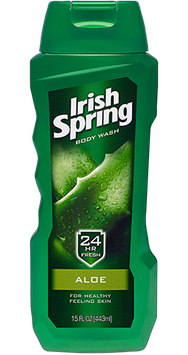Irish Spring Aloe Body Wash