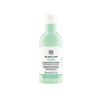 The Body Shop Aloe Calming Facial Cleanser 6.75 oz