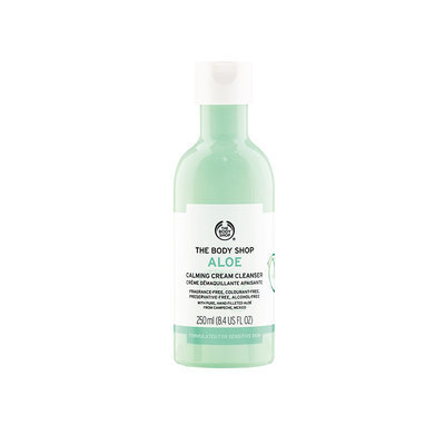 The Body Shop Aloe Calming Facial Cleanser 6.75 oz
