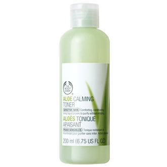 The Body Shop Aloe Calming Toner 200 ml