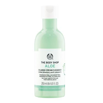 THE BODY SHOP® ALOE CALMING FACIAL CLEANSER