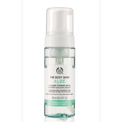 THE BODY SHOP® Aloe Gentle Facial Wash