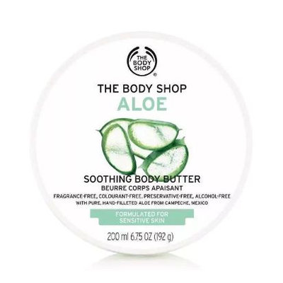 THE BODY SHOP® Aloe Soothing Body Butter