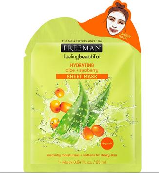 Freeman Hydrating Aloe & Seaberry Sheet Mask
