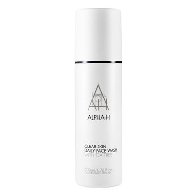 Alpha-H Clear Skin Daily Face Wash (200ml)