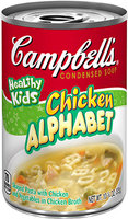 Campbell's® Chicken Alphabet Condensed Soup