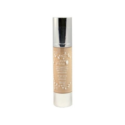 100% Pure Fruit pigmented tinted moisturizer with SPF20