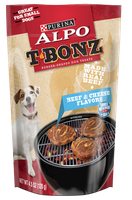 ALPO® TBONZ® Beef & Cheese Flavors