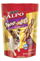 ALPO® TWIST-ABLES™ Beef & Cheese Flavors