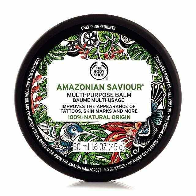 THE BODY SHOP® Amazonian Saviour™ Multi-Purpose Balm
