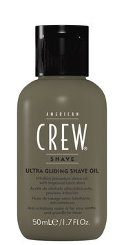 American Crew Lubricating Shave Oil, 1.7 Oz