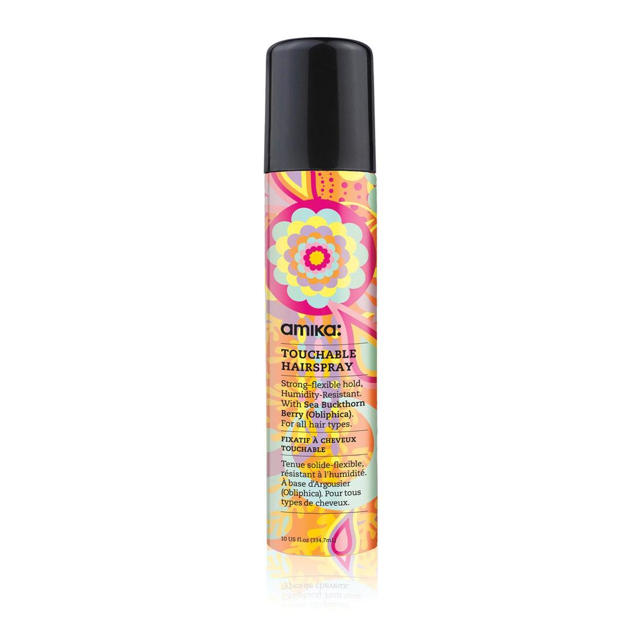 Amika Obliphica Touchable Hairspray 10 oz