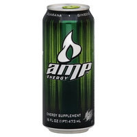 AMP Energy Energy Drink