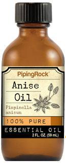 Piping Rock Anise Essential Oil 2 fl oz 100% Pure Oil Therapeutic Grade