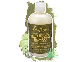 SheaMoisture Yucca & Plantain Anti Breakage Strengthening Shampoo