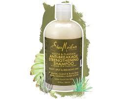 SheaMoisture Yucca & Plantain Anti Breakage Strengthening Shampoo