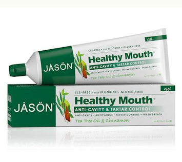 JĀSÖN Healthy Mouth® Tartar Control Anti-Cavity Toothpaste
