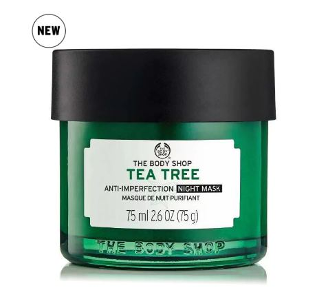 THE BODY SHOP® Tea Tree Anti-Imperfection Night Mask