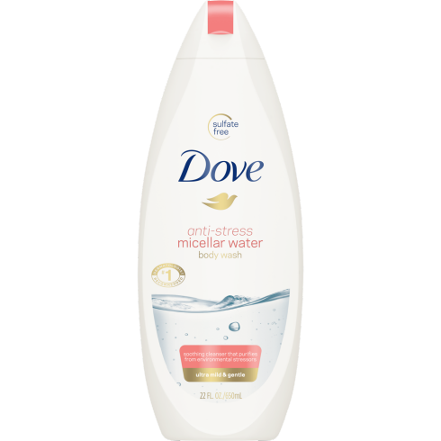 Dove Anti Stress Micellar Body Wash Reviews 2019