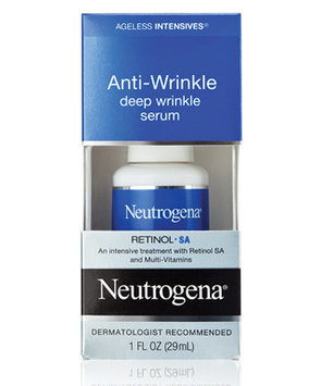 Neutrogena® Ageless Intensives® Anti-Wrinkle Deep Wrinkle Serum