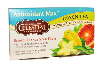 Celestial Seasonings® Antioxidant Max Green Tea Blood Orange Star Fruit
