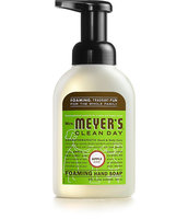 Mrs. Meyer's Clean Day Apple Foaming Hand Soap