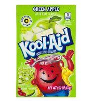 Kool-Aid Unsweetened Drink Mix Green Apple