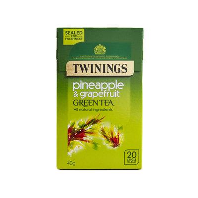 Twinings® Green Tea, Pineapple & Grapefruit Tea Bag