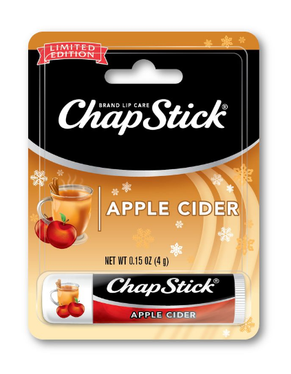 ChapStick® Seasonal Flavors Apple Cider