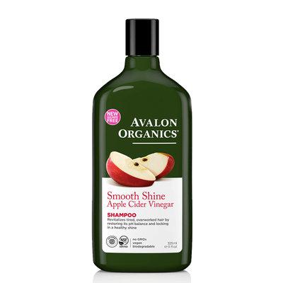 Avalon Organics Smooth Shine Apple Cider Vinegar Shampoo