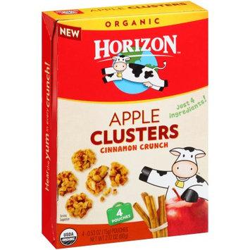 Horizon Organic Apple Clusters Cinnamon Crunch