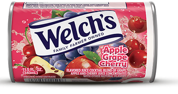 Welch's® Apple Grape Cherry Juice Cocktail Frozen Concentrate