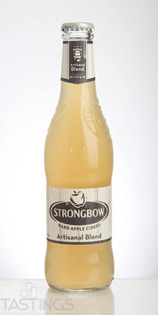 Strongbow Artisanal Blend Apple Cider The Experience