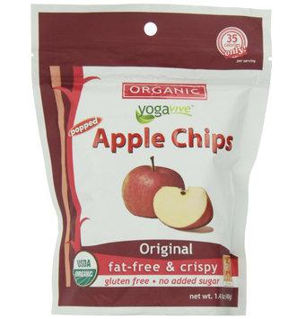 Yogavive - Apple Chips Organic Original - 1.41 oz.