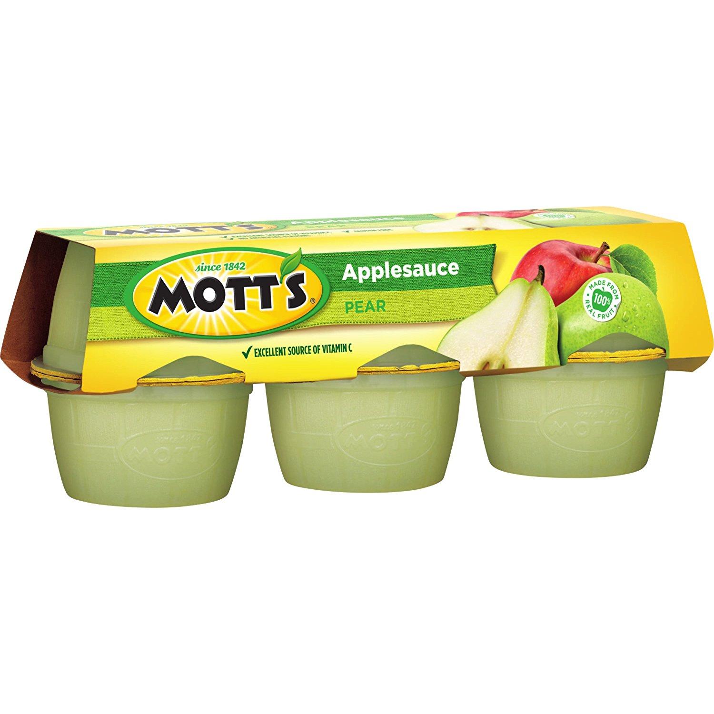Mott's® Applesauce Pear