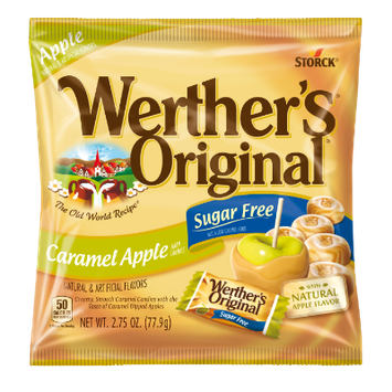 Werther's Original Caramel Apple Sugar Free