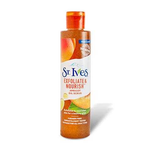St. Ives Exfoliate & Nourish Apricot Oil Scrub